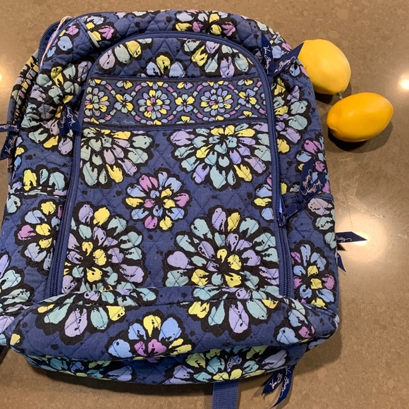 Vera Bradley laptop backpack